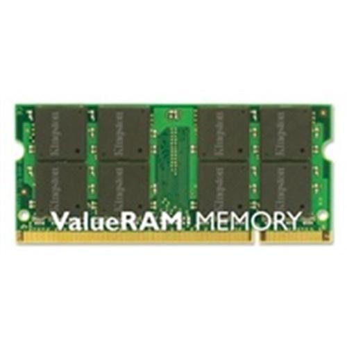 KINGSTON SO-DIMM 1 GB DDR2-800MHz Kingston CL6
