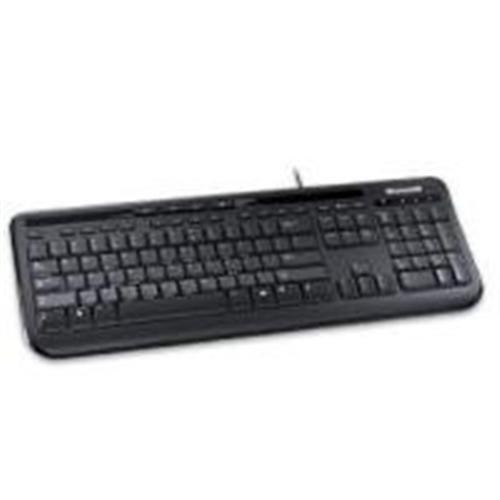 MICROSOFT Wired Keyboard 600 USB CZ