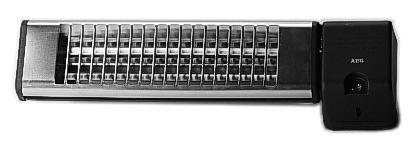 STIEBEL ELTRON Infrazářič AEG IWQ 180