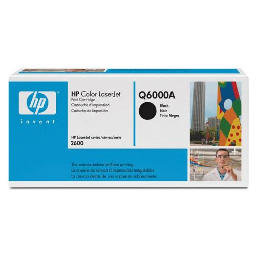 HP color laserjet černý toner, Q6000A