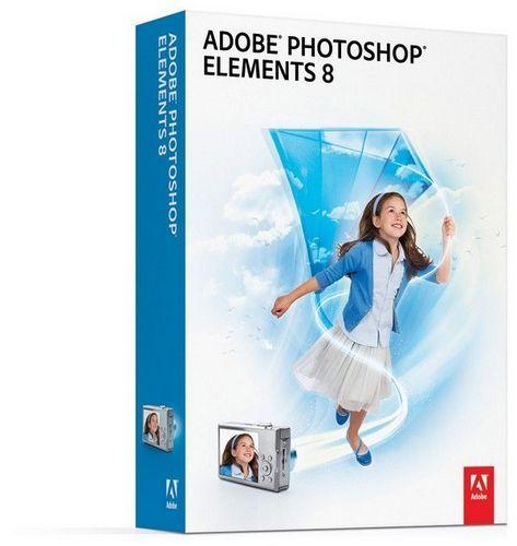 Adobe Photoshop Elements 8.0 WIN CZ