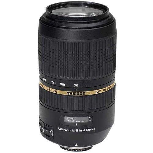 Tamron SP AF 70-300mm F4-5.6 Di USD pro Sony