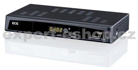 ECG DVT 1250 HD PVR