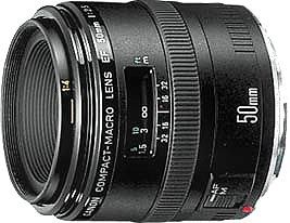 CANON EF 50mm f/2.5 Compact