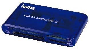 HAMA čtečka karet 35v1