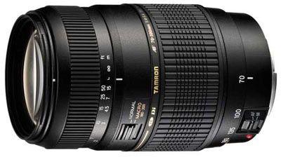 TAMRON Objektív AF 70-300mm F/4-5,6 Di LD MACRO 1:2 pre Nikon série D pre každá zrkadlovka Nikon série D