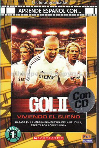 Gol II+CD cena od 0,00 €
