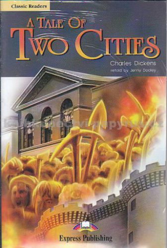 A Tale of Two Cities+CD - Charles Dickens cena od 0,00 €