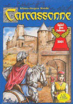 ALBI Stolní společenská hra Carcassonne