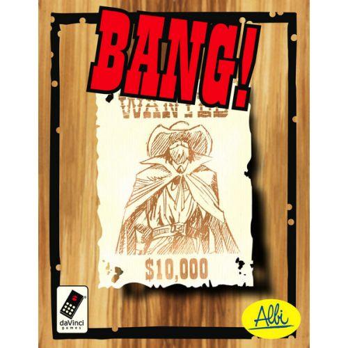 ALBI Karetní hra Bang