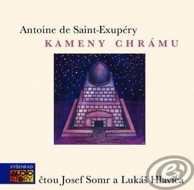 Audiostory Kameny chrámu cena od 7,73 €