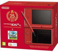 NINTENDO DSi XL červená