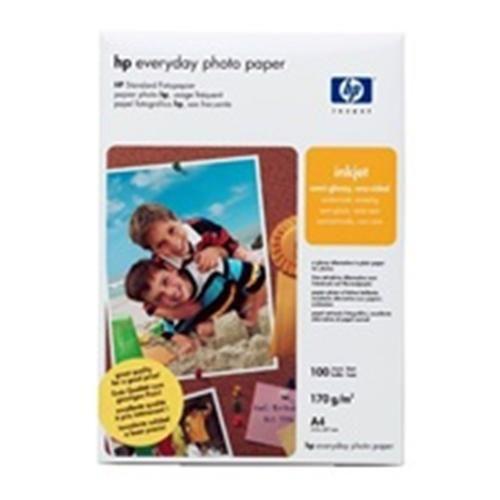 HP Everyday Photo Paper Semi-Gloss