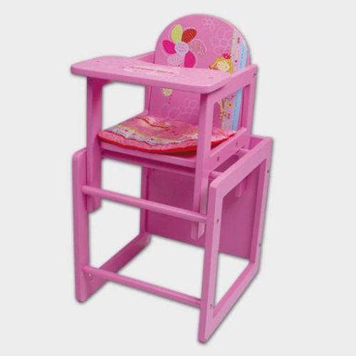 KNORRTOYS Jídelní židlička pro panenky 04!