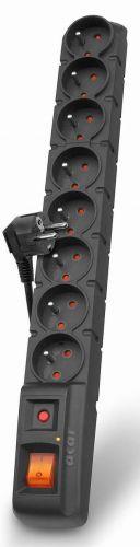 ACAR S8, 1,5m, 8z. černá cena od 0,00 €