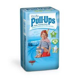 Huggies Pull-Ups Medium - Boys 16 ks
