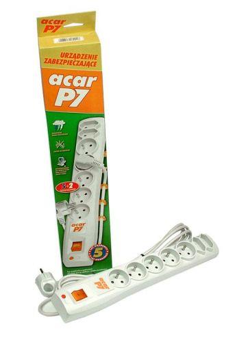 ACAR P7 1,5m, 7z. bílá cena od 0,00 €