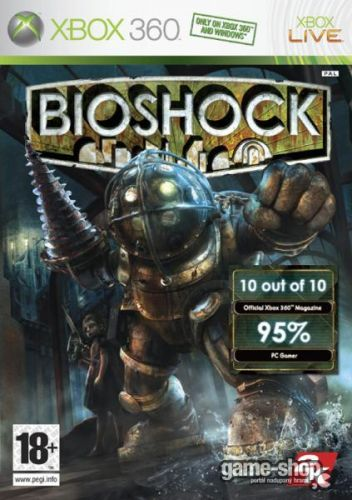 2K GAMES Bioshock cena od 0,00 €