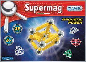 PLASTWOOD SUPERMAG - Klasik, 35 dílků