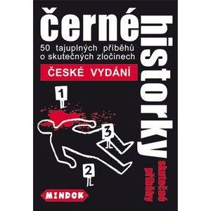 MINDOK Černé historky: Skutečné příběhy cena od 9,89 €