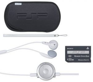 SONY PS pro PSP černá (PS719428053)
