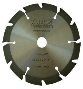 ABG - VARI ABG 160x2 7x20 - 12z spec cena od 0,00 €