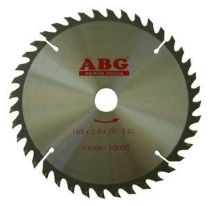 ABG - VARI ABG 165x2 8x20 - 40z sš