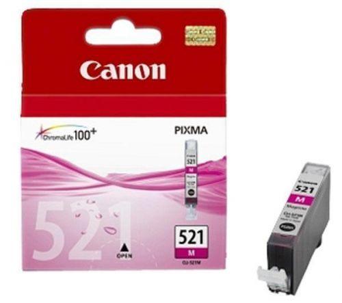 CANON CLI-521M purpurový