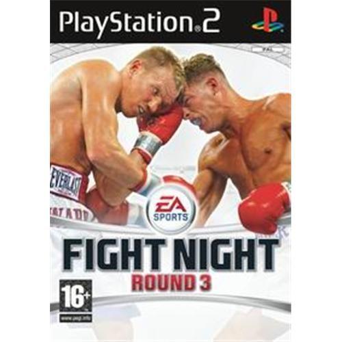 ELECTRONIC ARTS PS2 Fight Night Round 3 Platinum