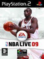 ELECTRONIC ARTS PS2 NBA Live 09