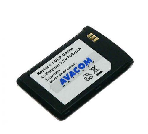 Avacom AKU Li-pol 800mAh pro LG KG800 cena od 0,00 €