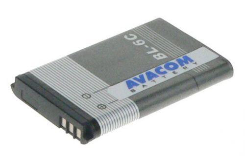 Avacom NOKIA BL-6C Li-ion 1070mAh pro N-Gage QD, E50, E70, HF300, cena od 0,00 €