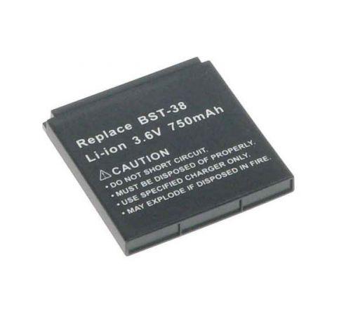 Avacom SONY Ericsson S500i, R300, K770, Li-ion 750mAh - BST-38 cena od 0,00 €
