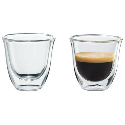DeLonghi Sklenice na espresso 6,5 cm