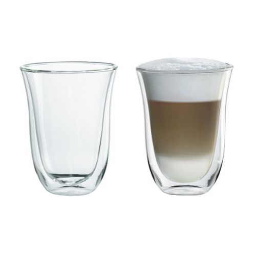DeLonghi Sklenice na latte macchiato 11,7 cm