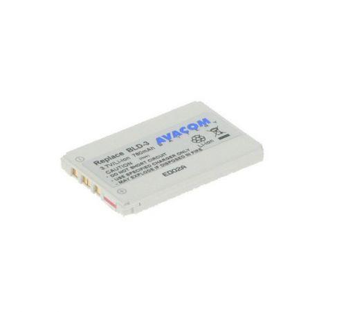 Avacom NOKIA BLD-3 Li-ion 780 mAh, pro 6200, 3200, 6610, 6610i, 7210, 7250i, 7250 cena od 0,00 €
