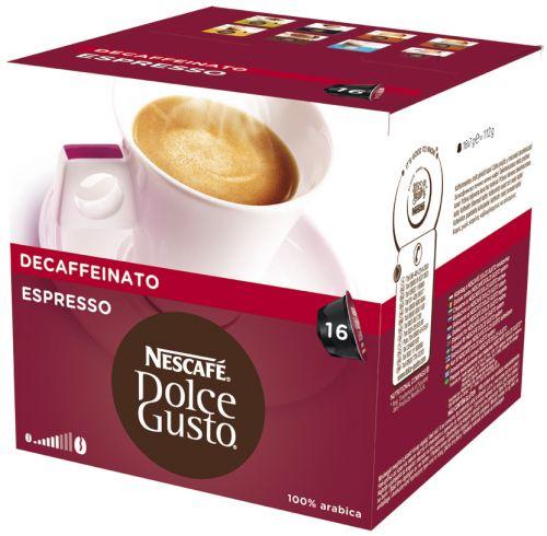 Krups NESCAFÉ® bez kofeinu 16 ks k Dolce Gusto™