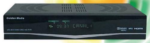 Golden Media UNI-BOX 9060 CRCI HD cena od 0,00 €