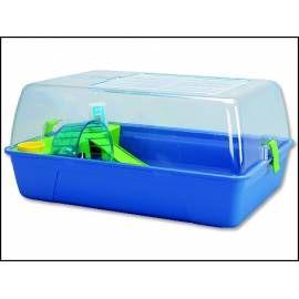 SAVIC Box RODY Hamster modrý 1ks (115-01666)