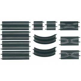CARRERA 61601 Rozšiřující set velký černý