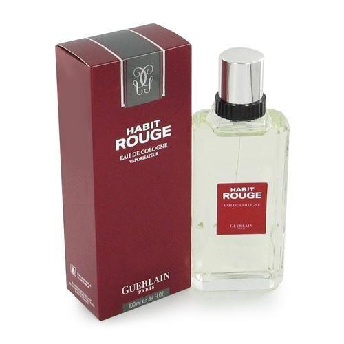 Guerlain Habit Rouge EDT 100ml pre mužov