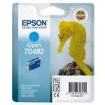 Atrament Epson T0482 cyan | Stylus Photo R200/220/300/320/340,RX500/600/640 cena od 0,00 €