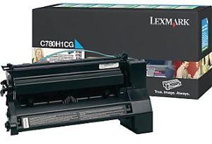 LEXMARK C780/C782 10K modrá