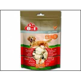 8 IN 1 Kost žvýkací Delights S bag 6ks (A4-106029) cena od 8,90 €