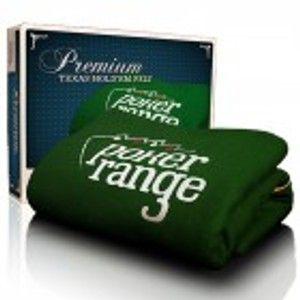 POKERRANGE Premium Poker Texas Hold'em plstěnná podložka