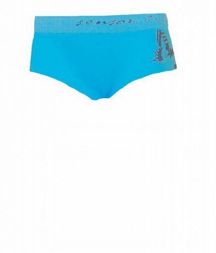 Sensor Kalhotky s nohavičkou Seamless- modrá L-XL