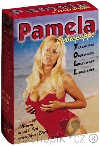 You2Toys Nafukovací panna Pamela