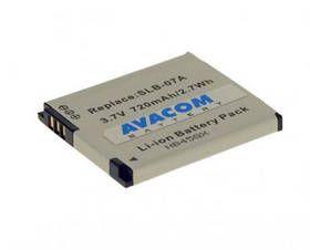 AVACOM baterie SLB-07A cena od 0,00 €