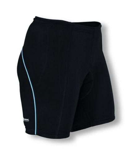 Sensor Kalhoty Entry dámské Černá/sv. modrá S