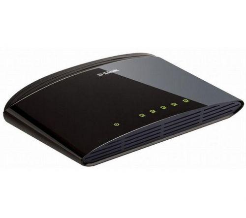 D-LINK Switch 5-Port Fast Ethernet (DES-1005D)